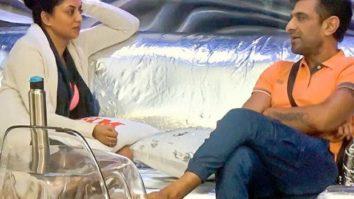 Bigg Boss 14 Salman Khan asks Kavita Kaushik to not discuss personal details of Eijaz Khan's life on national television