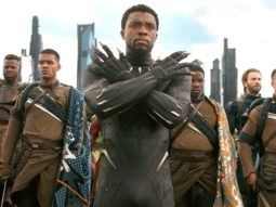 Chadwick Boseman honoured on his 44th birthday by introducing new Marvel logo opening credits of Black Panther
