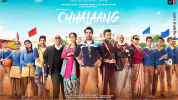 First Look Of Chhalaang