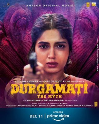 First Look Of Durgamati: The Myth