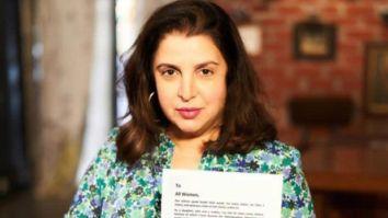 Farah Khan lauds Story 9 Months Ki for talking about IVF
