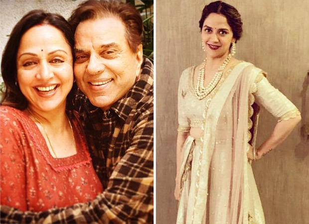 Hema Malini, Dharmendra Become Grandparents Again as Daughter Ahana Welcomes Twin Girls