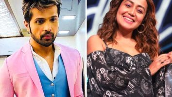 Himesh Reshammiya brings a special gift for Neha Kakkar on the sets of Indian idol 2020