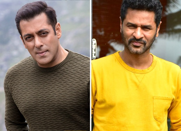 """It was never digital for Salman Khan,"" says Prabhu Dheva"