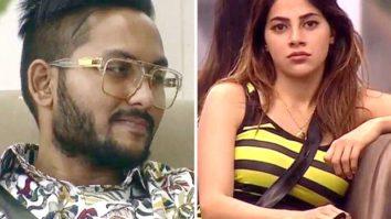 Jaan Kumar Sanu's eviction from Bigg Boss 14 leaves Nikki Tamboli and Eijaz Khan in tears