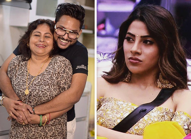 Jaan Kumar Sanu's mother stopped the makers from giving her Diwali gift to Nikki Tamboli for THIS reason
