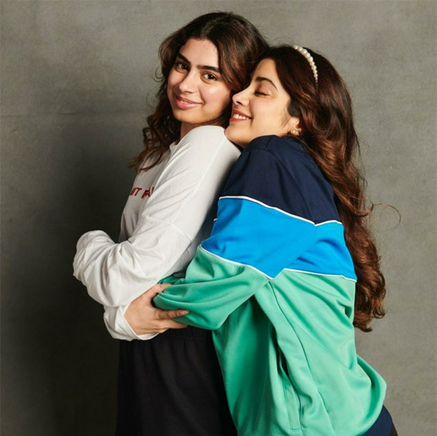 Janhvi Kapoor's sweet birthday note for Khushi Kapoor is giving us sibling goals