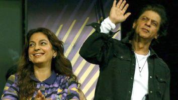 Juhi Chawla's sweet gesture for Shah Rukh Khan's birthday wins the internet