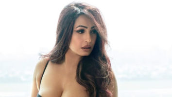 Kashmera Shah sizzles in a black monokini flaunting her recent physical transformation