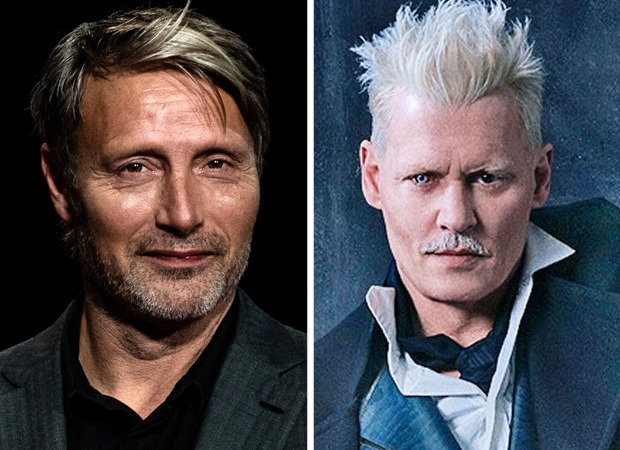 Fantastic Beasts: Mads Mikkelsen replaces Johnny Depp