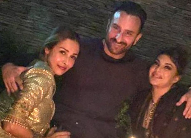 Malaika Arora accompanies Arjun Kapoor in Dharamshala for Bhoot Police, shares a picture with Saif Ali Khan and Jacqueline Fernandez