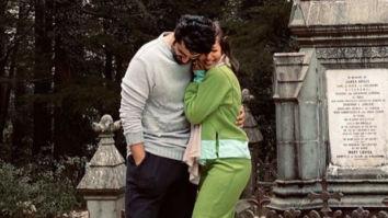 Malaika Arora posts a lovey-dovey candid with beau Arjun Kapoor