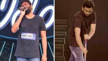 Neha Kakkar and Himesh Reshammiya get emotional on Indian Idol 12 after 'Cleaning Dada', Yuvraj Medhe's performance