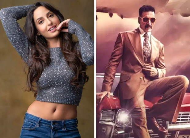 Nora Fatehi roped in for an item song in Akshay Kumar starrer Bellbottom