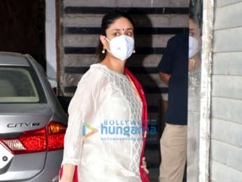 Photos: Kareena Kapoor Khan spotted in Bandra