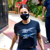 Photos: Malaika Arora spotted at Yasmin Karachiwala's studio