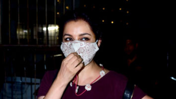 Photos: Tisca Chopra spotted at Kromakay in Juhu