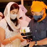 Pooja Hegde visits Gurudwara in Mumbai on the occasion of Gurpurab, shares photo