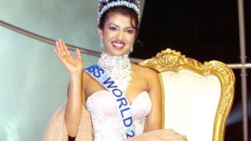 Priyanka Chopra reveals how she avoided wardrobe malfunction during her Miss World 2000 win