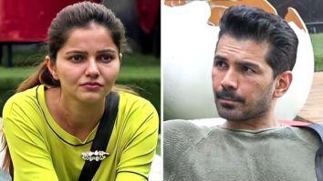 Rubina Dilaik breaks down on Bigg Boss 14 recalling that she was to get divorced, leaves husband Abhinav Shukla teary-eyed