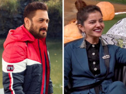 Salman Khan announces Rubina Dilaik as the first finalist of Bigg Boss 14
