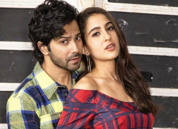 Sara Ali Khan calls Varun Dhawan a 'brat' for copying her style of shayari