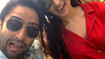 "Shaheer Sheikh gets engaged to girlfriend Ruchikaa Kapoor, says, ""Excited for the rest of my life"""
