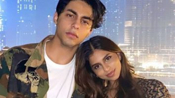 Suhana Khan wishes her bestie Aryan Khan on his 23rd birthday with a sweet photo