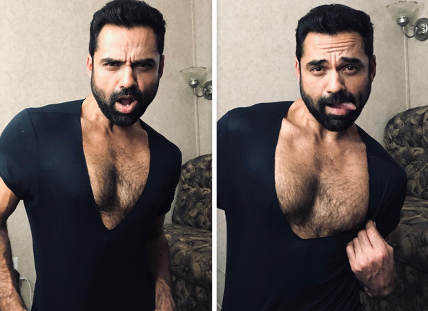 This is what Abhay Deol did when asked to look SEXY