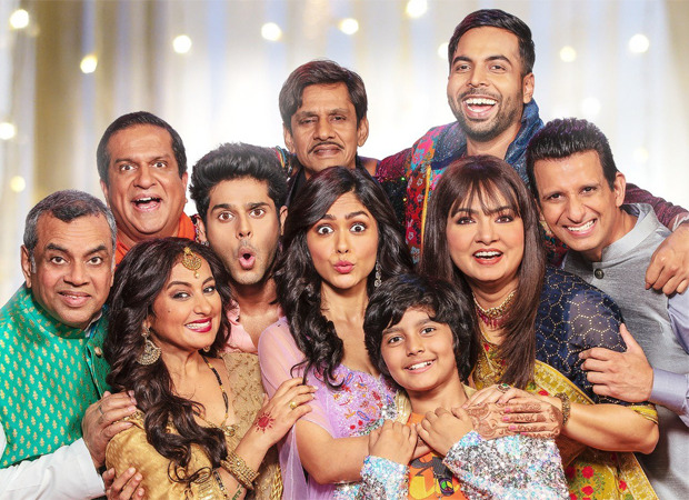 """""""This one talks of family values, it's a blend of magic and logic"""" - says Umesh Shukla about Aankh Micholi"""