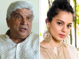 Javed Akhtar files criminal complaint against Kangana Ranaut for making defamatory statements
