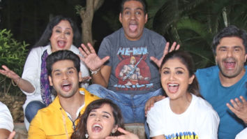 It's a wrap for Abhimanyu Dassani, Shirley Setia and Shilpa Shetty starer Nikamma; Shetty calls its bitter-sweet moment