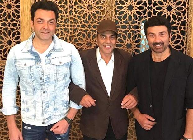 Bobby Deol says familial relationships were the USP of Apne as he gears to reunite with his father and brother for Apne 2