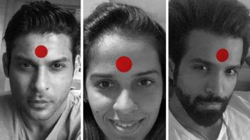 Sidharth Shukla, Saina Nehwal, Rithvik Dhanjani and other celebrities extend their support towards Laxmii's Laal Bindi initiative