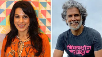 """""""If nudity is a crime all naga babas should be arrested,"""" says Pooja Bedi defending Milind Soman's controversial nude picture"""
