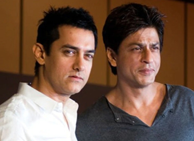 Aamir Khan directs Shah Rukh Khan in Laal Singh Chaddha for his cameo