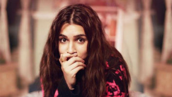Kriti Sanon uses her height to measure the length of her room