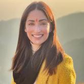 Photos: Yami Gautam enjoys her trek to a temple in Himachal Pradesh