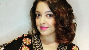 Tanushree Dutta announces her comeback; says powerful industry bigwigs are giving her silent support in the background