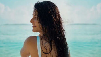 Katrina Kaif finds paradise after she take a dip in the sea in Maldives