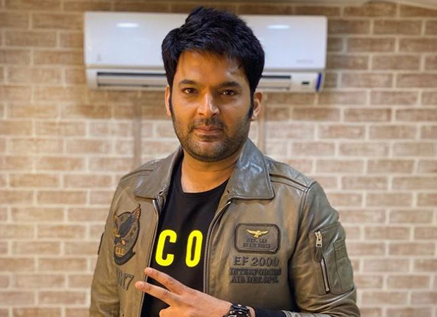 Kapil Sharma reveals he lost 11 kgs to look good for his debut web series