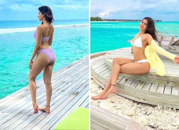Sakshi Mallik shares bikini pictures as she holidays in Maldives with her fiancé