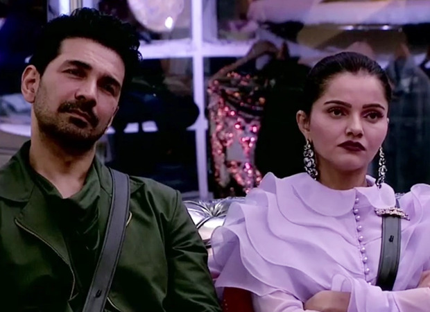 Bigg Boss 14: Rubina Dilaik, Abhinav Shukla argue over captaincy task