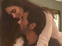 """""""The best is yet to come,"""" writes Gabriella Demetriades wishing partner Arjun Rampal along with pictures with his family"""