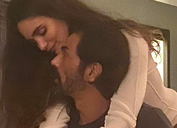"""The best is yet to come,"" writes Gabriella Demetriades wishing partner Arjun Rampal along with pictures with his family"