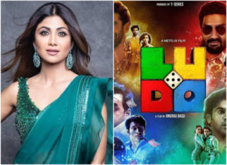 Shilpa Shetty says she is jealous that she was not a part of Anurag Basu's Ludo; suggests an idea for the sequel