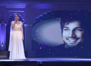 """Pavitra nahi Amar Rishta hai humara,"" says Ankita Lokhande after her tribute act to Sushant Singh Rajput at the Zee Rishtey Awards 2020"