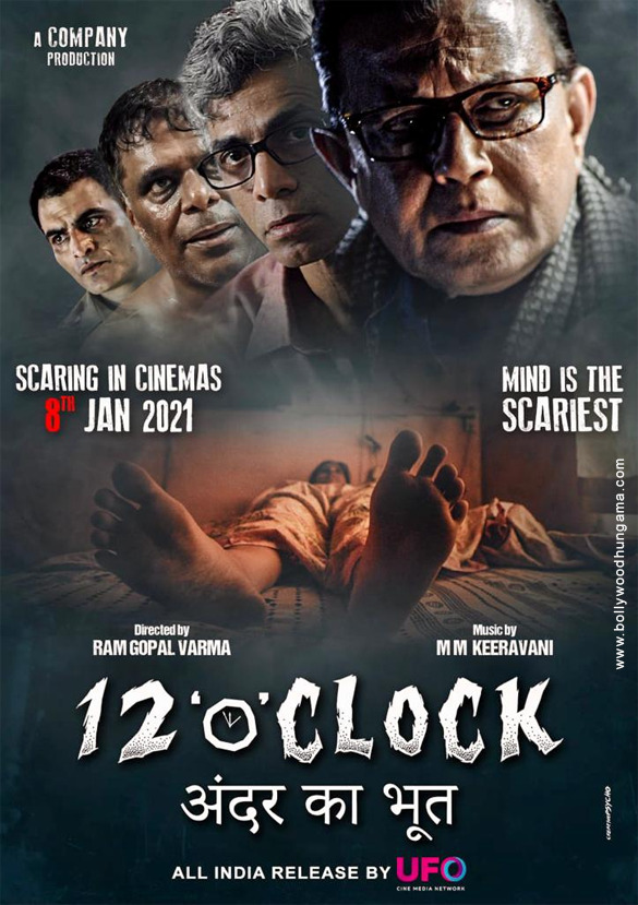 12 O' Clock (2021) Hindi 720p | 480p PreDVD Rip x264 AAC