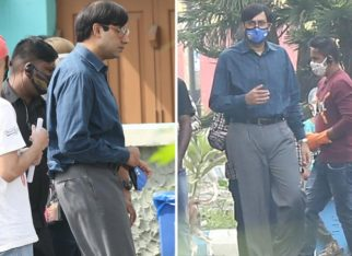 Abhishek Bachchan reacts after his Bob Biswas look got leaked, reveals he had to gain weight for the role