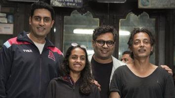 Abhishek Bachchan starrer Bob Biswas wraps its shoot